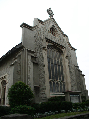 St. John's Cathedral (Jacksonville) - Front