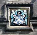 St Andrews - Town Hall - coat of arms.JPG