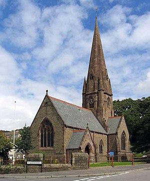 Baglan, Neath Port Talbot - St Catharine, Baglan