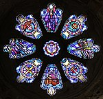 St David's Cathedral Stained Glass 1 (35563928525).jpg
