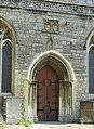 St Edburg, Bicester, Oxon - Doorway - geograph.org.uk - 1634492.jpg