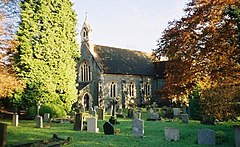 St John the Evangelist's, Littlewick Green - geograph.org.uk - 88299.jpg