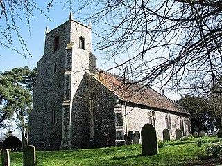 Felthorpe village in the United Kingdom
