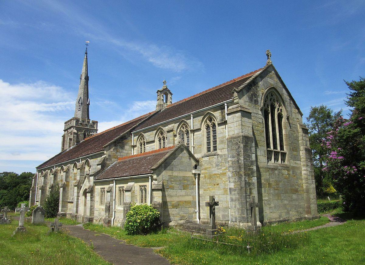 st mark u0026 39 s church  hadlow down