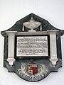 St Mary's church - memorial - geograph.org.uk - 781918.jpg