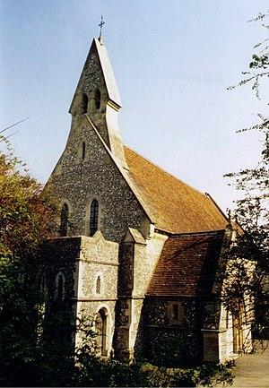 Greenham - St Mary's Church