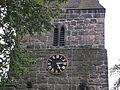 St Michael's Church, Breaston (clock, 4).JPG