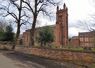St Pauls Church, Withington Church in North-West England