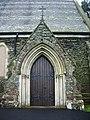 St Peter's Parish Church, Sawrey, Porch - geograph.org.uk - 822429.jpg