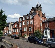 St Stephen's House, Oxford - Wikipedia