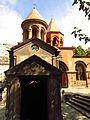 St Zoravor church in Yerevan 06.JPG