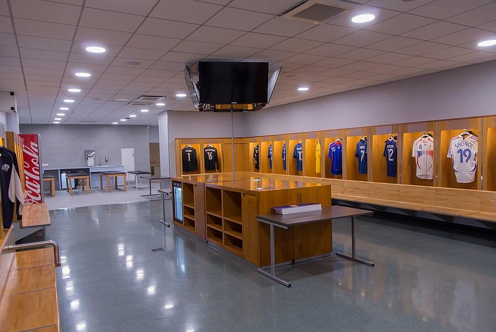 Stade De France Vestiaires Visiteurs