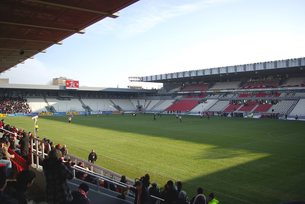 cracovia stadion wikipedia. Black Bedroom Furniture Sets. Home Design Ideas