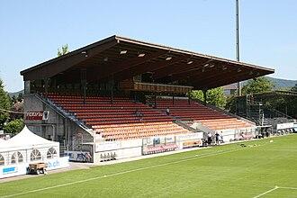 Stadion Brügglifeld - Stadion Brügglifeld