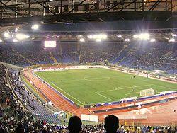 Olympic Stadium rome