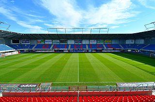 Stadion Piast stadium of Piast Gliwice