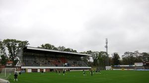 K. Rupel Boom F.C. - Gemeentelijk Parkstadion