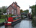 Staffordshire and Worcestershire Canal at Compton, Wolverhampton - geograph.org.uk - 1028963.jpg