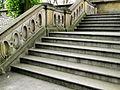 Stairs of the St. Stanislaus Church in Kraków.JPG