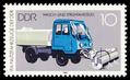 Stamp DDR 1982 MiNr 2745 Wasch- und Spruehfahrzeug M 25.png