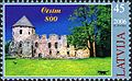 Stamps of Latvia, 2006-15.jpg