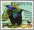 Stamps of Lithuania, 2008-32.jpg