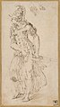 Standing Female Figure in Armor Drawing Her Sword (Minerva or Bellona) MET DP832937.jpg