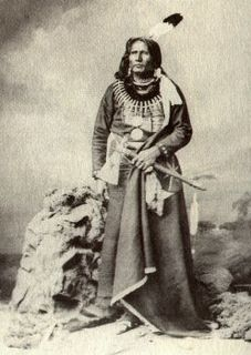 Standing Bear Native American leader