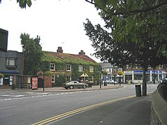 Stanford-le-Hope - Wikipedia, the free encyclopedia