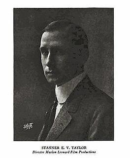 Stanner E.V. Taylor American screenwriter