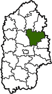 Starokostiantyniv Raion Former subdivision of Khmelnytskyi Oblast, Ukraine