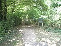Start of the Hamble Rail Trail - geograph.org.uk - 1463975.jpg