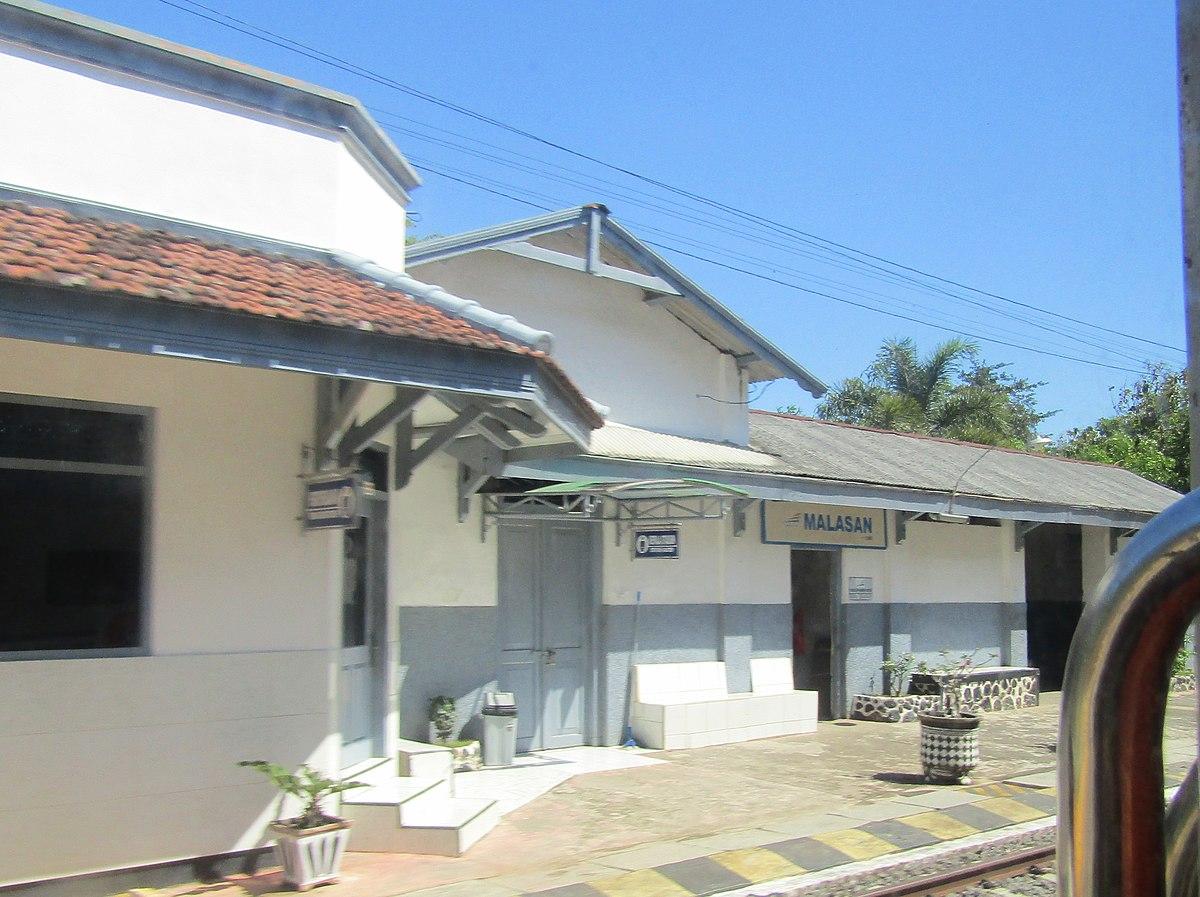 Stasiun Malasan - Wikipedia bahasa Indonesia, ensiklopedia ...