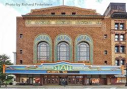 State Theatre Center for the Arts. Unioniontown, Pennsylvania, USA.jpg