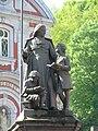 Statue de la Salle Malonne 01.JPG