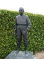Statue of John Surtees at Mallory Park 001.jpg