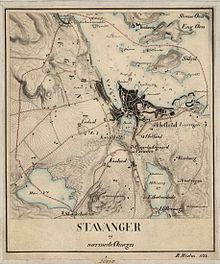 kart split og omegn Hetland   Wikipedia kart split og omegn