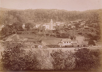 Belvì - Belvì in 1888