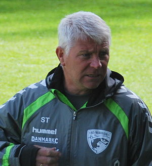 Steen Thychosen - FC Fredericia manager, 2012