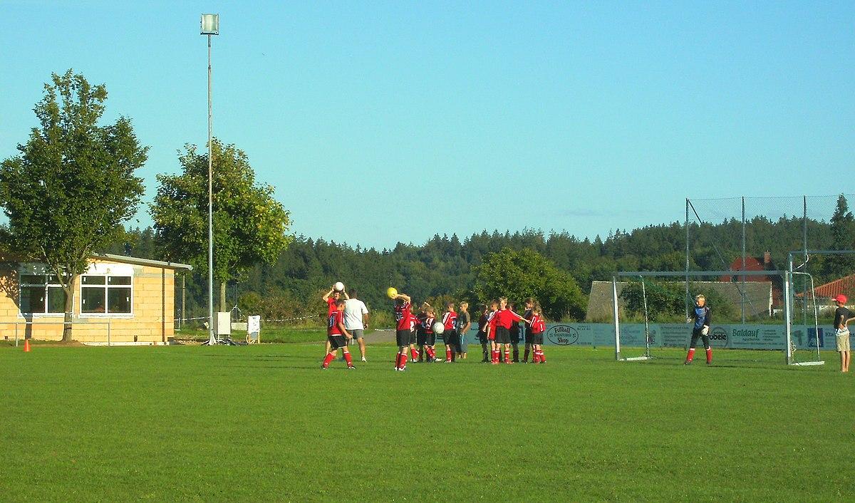 Jugendfussball Wikipedia