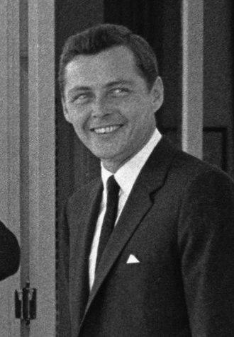 Stephen Edward Smith - Smith in 1963