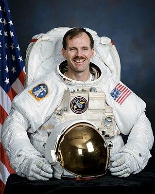 Steven Smith (astronaut) American astronaut