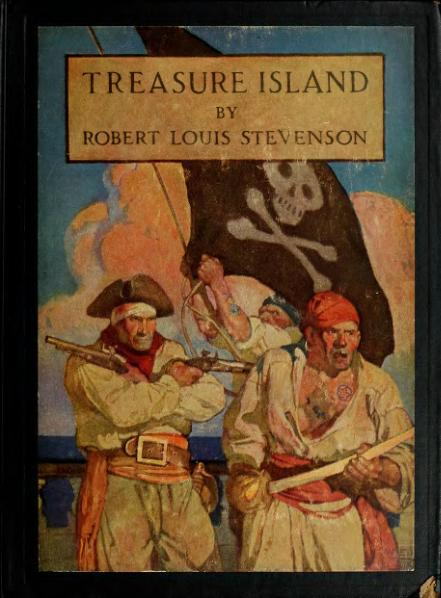File:Stevenson - Treasure island, 1933.djvu