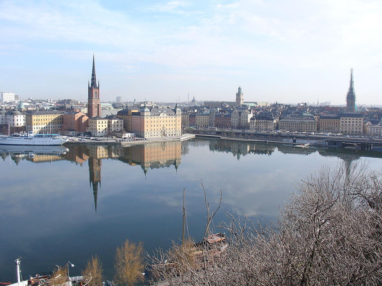 Staré mesto, Stockholm, Švédsko