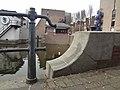 Stokvisbrug - Rotterdam - Stone railing meets metal railing southwestern end.jpg