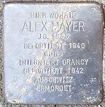 Stolperstein Alex Mayer Neidenstein.jpg
