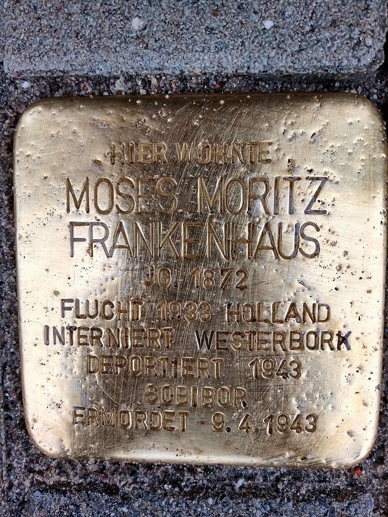 Stolperstein Moses Moritz Frankenhaus.jpg