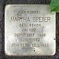Stolperstein Verden - Martha Speier (1887).jpg
