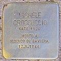 Stolperstein für Michele Croccuccio (Rom).jpg