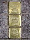Stolpersteine Alt Fechenheim 105